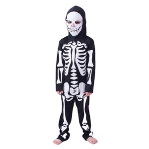 Großhandel Skeleton overall Kinder kostüm für Halloween party