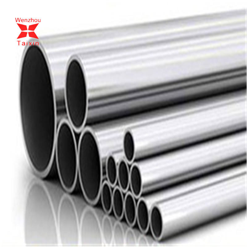 Stainless Steel 201 /304 / 316 / 316L Capillary Welded Stainless Steel Pipes /tubes for sale