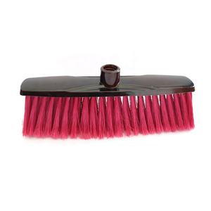 Competitive Factory Price Cleaning Plastic Broom Head Kitchen Broom Attachment