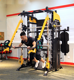 New Fitness Equipment Smith Machine With Adjustable Bench multi-functional machine