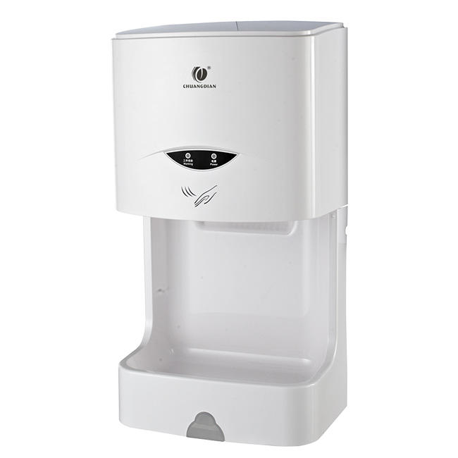 Power-Saving Wall Hanging Automatic Hand Dryer Machine Made CD-609A