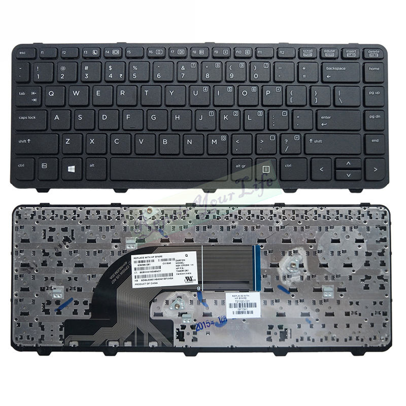 HU Hungarian backlit keyboard for HP 450 G3//450 G4//455 G3//455 G4//470 G3//470 G4