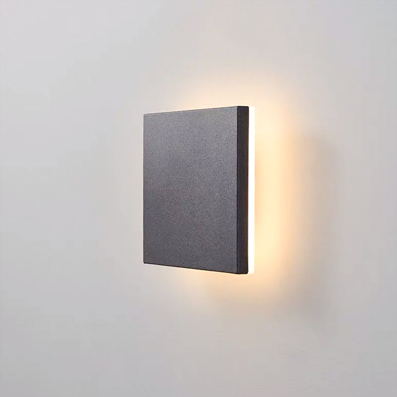 Modern bedroom wall mounted light indoors wall lamp ip65 corridor wall light fixture for hotels