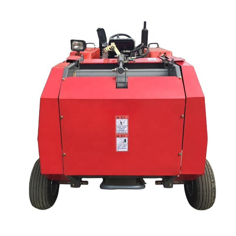 agriculture roll balers equipment low price bundling parts cheap mini hay press baler