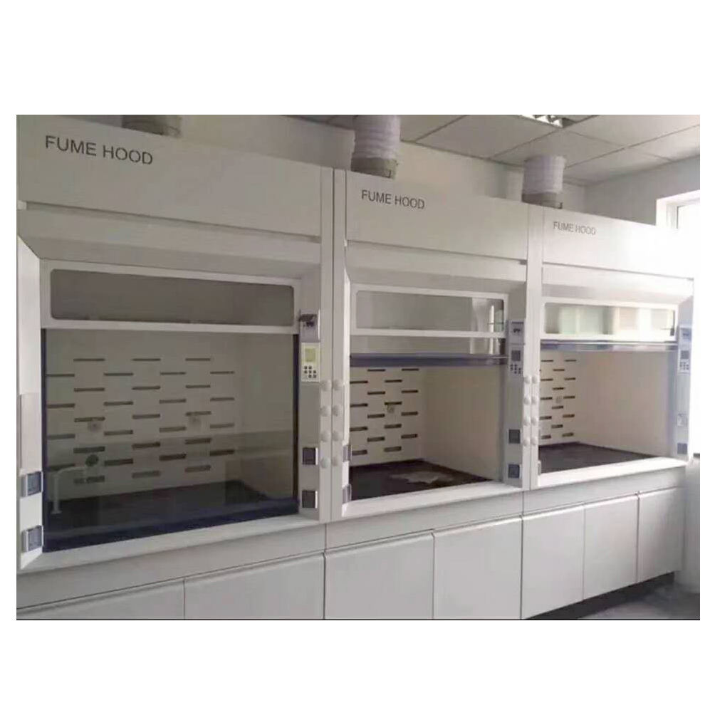 Chemistry lab furniture explosion proof laboratory exhaust hood
