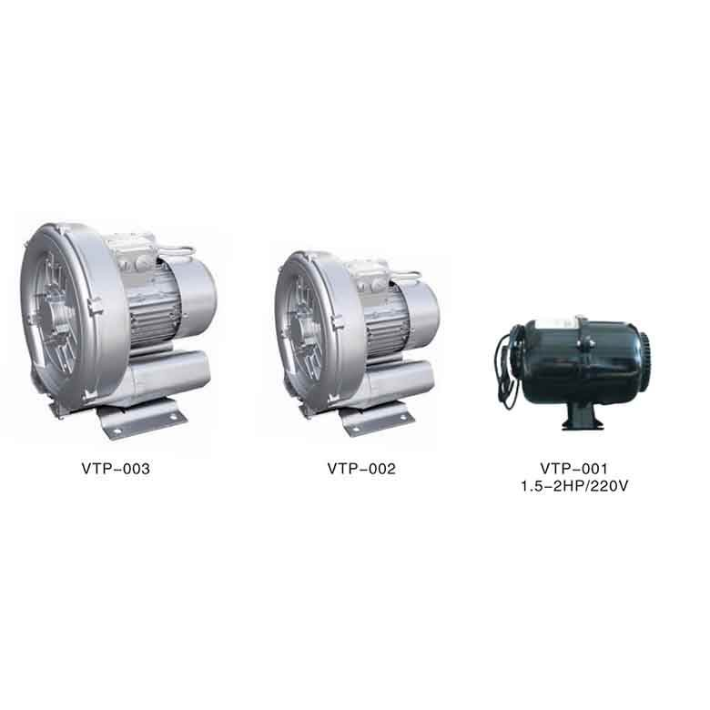 High Quality And Pure Compressed Air Blower Pump For Spa And Tub in 550W