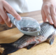 Kitchen Gadgets 2019 New Designs Cleaning Fish Skin Scraping Scales Planing Fish Scale Remover