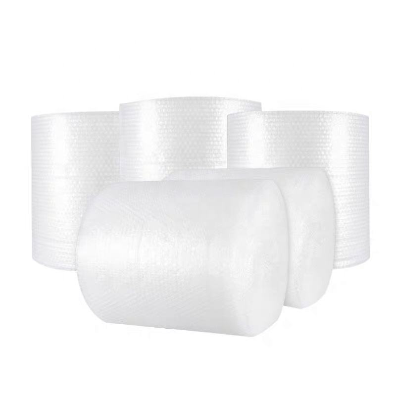 China Wholesale LDPE Wrap Plastic Sheet Cushioning Bag Packaging Air Bubble Film Roll