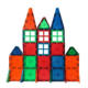 2020 new style educational toys factory eco-friendly magnetic triangle building blocks