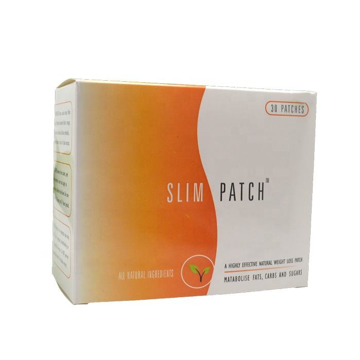 free sample detox and slimming patch weight loss patch slim patch pads