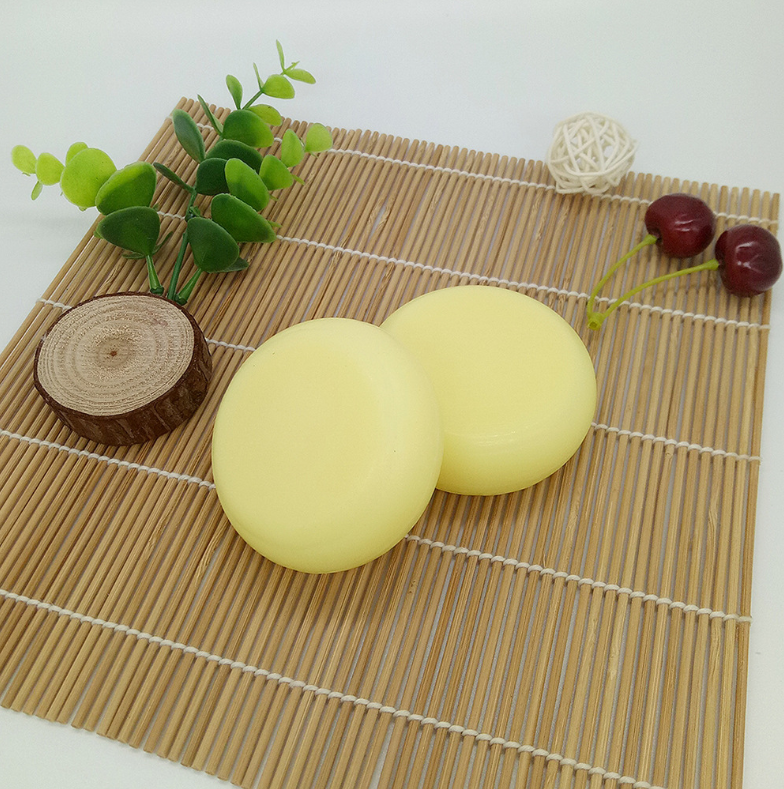 customize Wholesale organic handmade essential oil The horse oil bath soap face soap