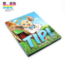 Top Quality Children English story books Full Color Custom Hardcover Children Book Printing