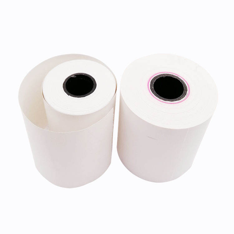 Cheap price 80 x 80mm Thermal Paper Rolls Printing Custom