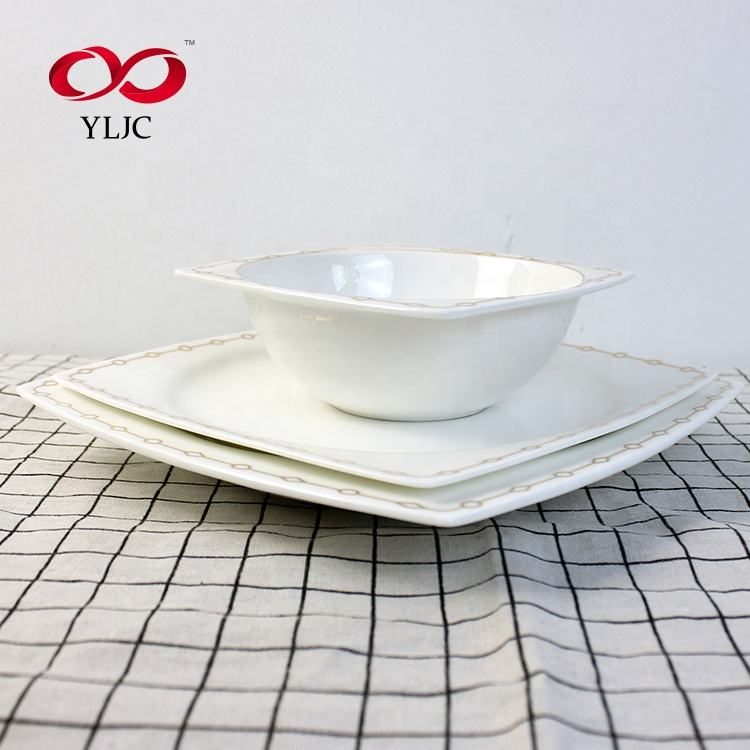 One-Stop Service Ceramic Dinnerware Set Best Selling Product Dinnerware Ceramic Tableware Set