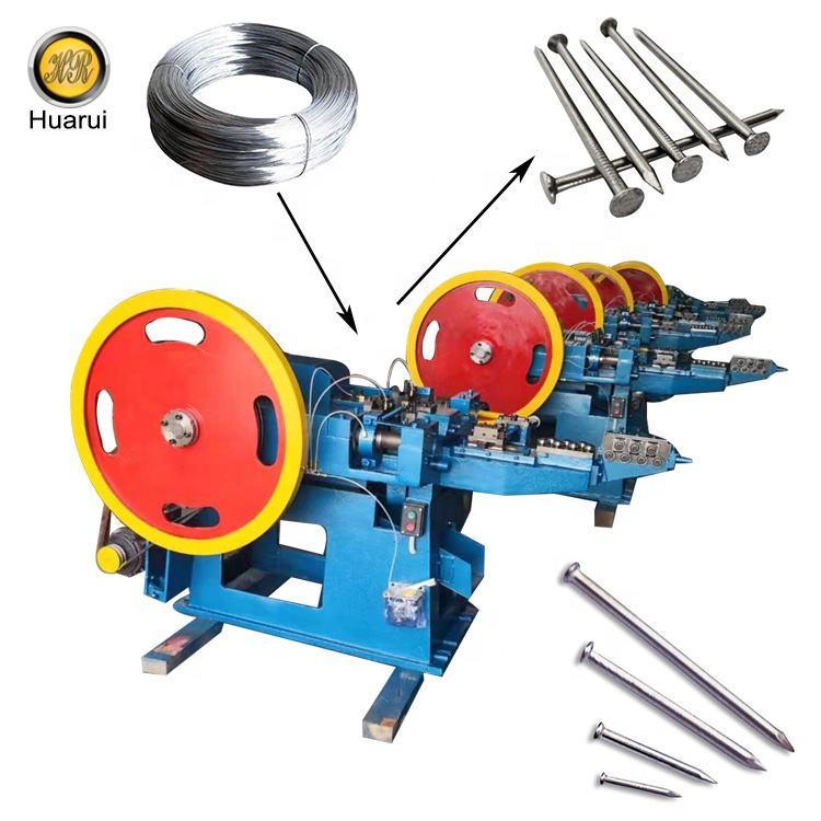 Professional machine manufacturers of Automatic Nail Making Machine Common Steel Wire Nail Machine