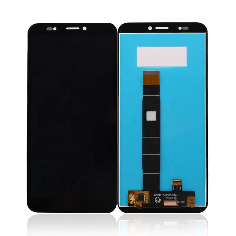 Original LCD For Nokia C1 Display Touch Screen Digitizer Assembly Replacement Part Display screen for Nokia C1 TA-1165 lcd