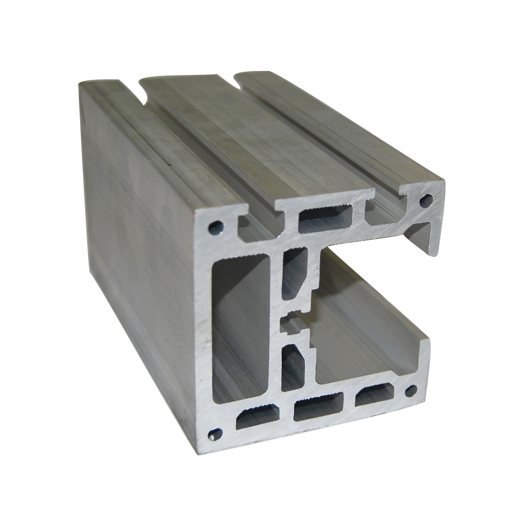 American Custom Industrial Profile Oem U Channel Aluminium Profile