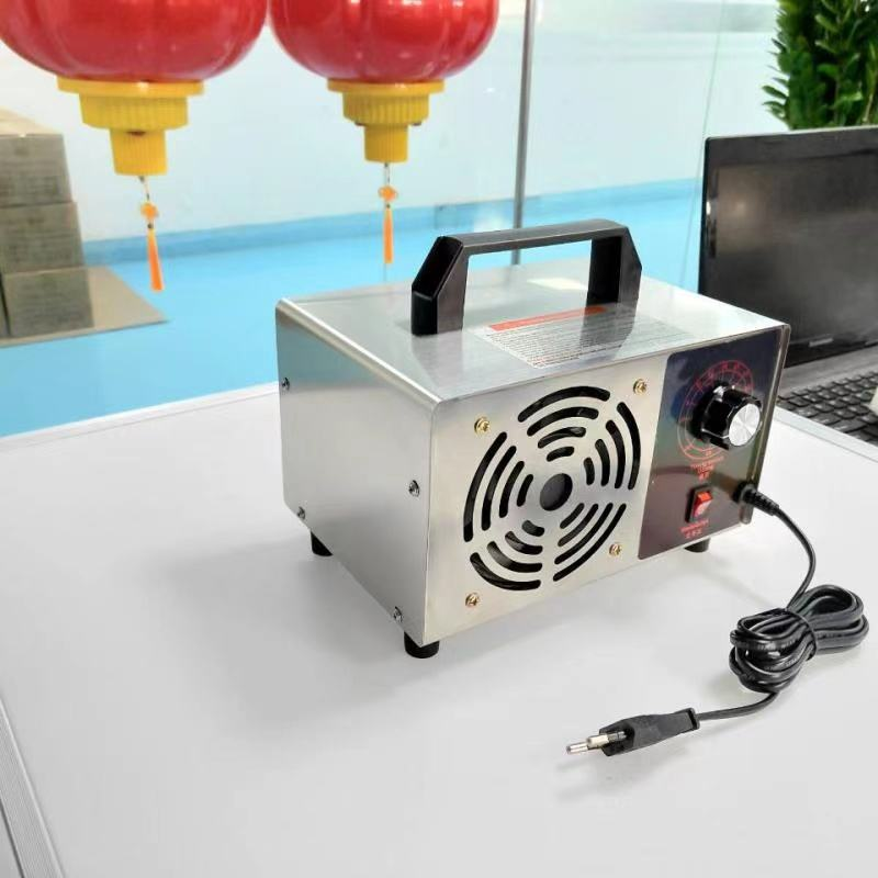 Newly Designed Household Ozone Generator Air Purifier And Eliminator With Timer