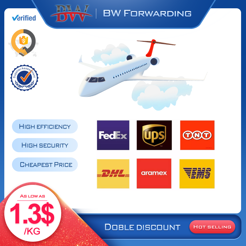 Fast air express/air courier delivery service shipping rates from china to Malaysia