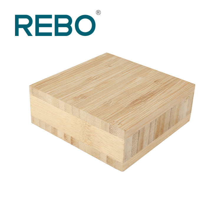 High quality bamboo furniture boards horizontal crossed laminated panel