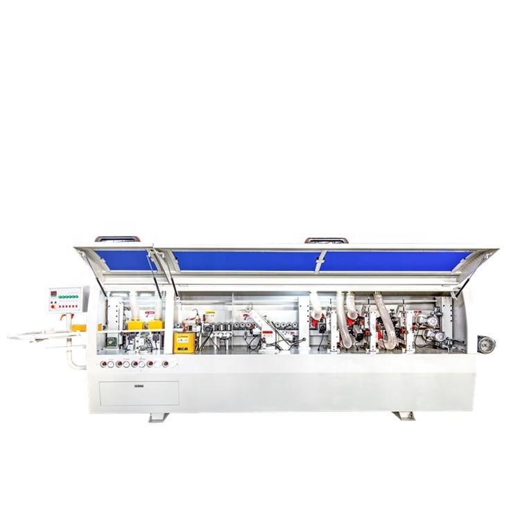 Fully Automatic Edge Banding Machine for Woodworking Kitchen Cabinet Door