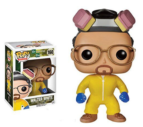 FUNKo POP Breaking Bad HEISENBERG SAUL GOODMAN Vinyl Dolls Action Figure Collection Model Toys kid chidren