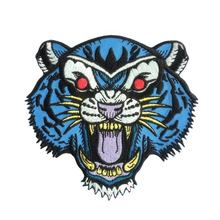 Custom Patches Embroidery Patches Embroidery Tiger Logo