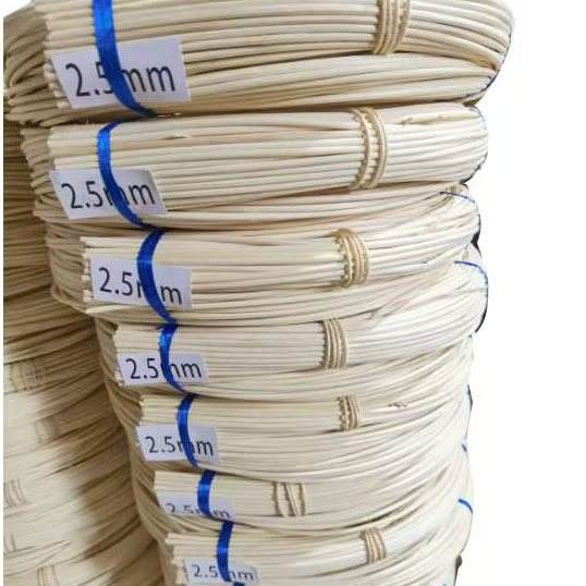 Hot Selling Stock Rattan Strips Wickers For Outdoor Furniture Manufacturing
