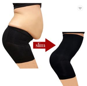 Amazon/Dropshipping Hot Sale Womens Shapewear Tummy Control Shorts High-Waist Panty Shaper Panties Slim shorts