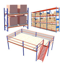 100-9000 kg warehouse storage rack wooden heavy duty pallet systems racking for factory price