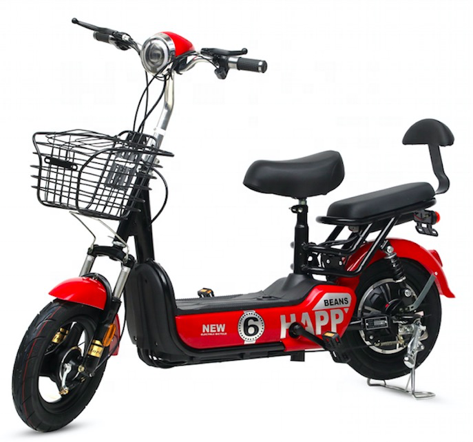 Factory Directly Supply Electric Bicycle Mini Adults City Scooter Electric Motorcycle