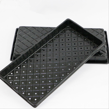 Microgreen Trays Extra Strength, Shallow Seed Starting Germination Tray With Holes for Microgreens Wheatgrass