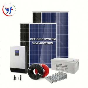 2Kw Solar System Price In Pakistan Cells Panel 1000 Watt India Or Home Use 5Kw Off Grid Full Set Complete Products Off-Grid