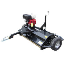 ATV Flail mower with 15hp gasoline engine
