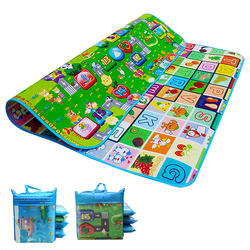 Good Performance Foldable XPE Non-toxic XPE Elephant Baby Play Mats Kids Infant Crawling Mats For Children