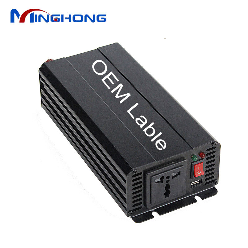Inverter 12v 220v IP20 Off Grid Model 12v Dc Ac 500 Watt Power Inverter Car Inverter 12v 220v