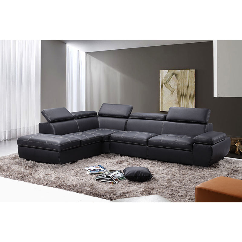 Modern Corner Designs Colour Selection Furniture Living Room European Sofa