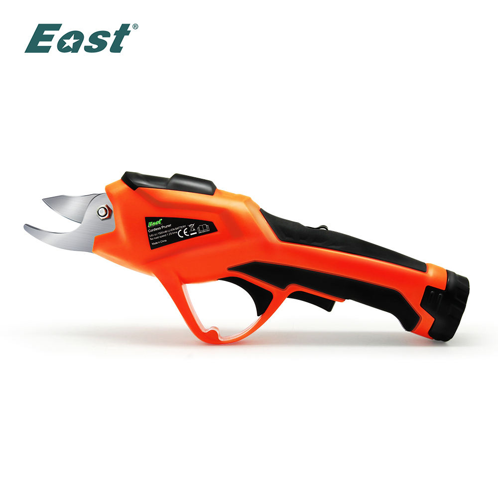 EAST 3.6V Lithium Battery Cordless electric pruning shear garden scissors secateurs