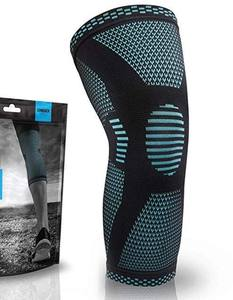 Compression Knee Sleeve Support For Sports knee brace 2020 hot sale