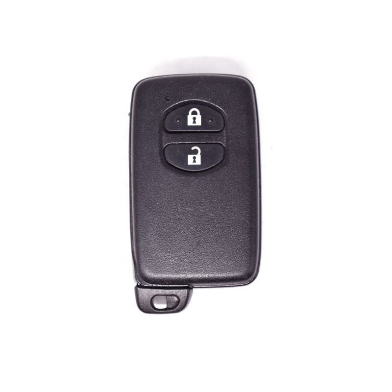 Genuine Smart Car Remote Key With 2buttons FSK314MHz 4Dchip For Pruis /Aqua IQ/Ractis/Belta/Vitz/Corolla