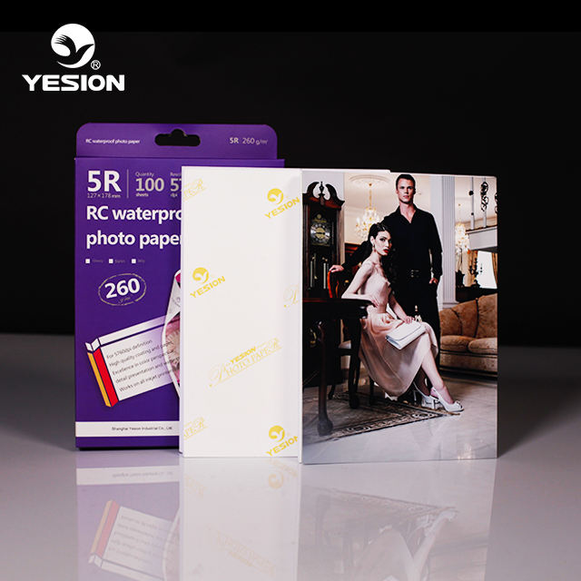 Yesion high quality RC photo Paper for inkjet printer
