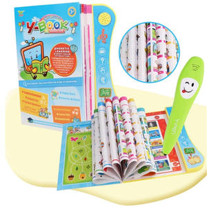 Growing Up English Talk Pen Voice Audio Kids Education Learning Books