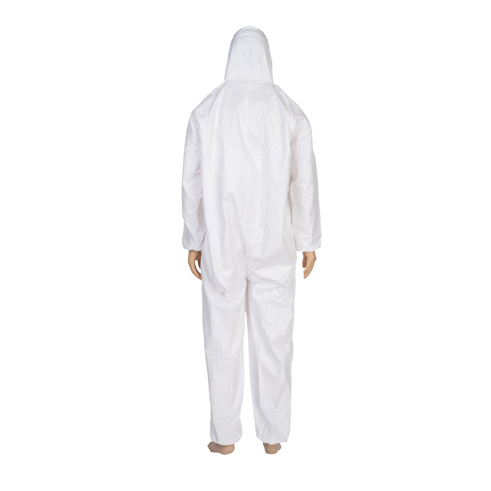 General Purpose Waterproof Disposable Workwear Coverall Disposable Protective Clothing