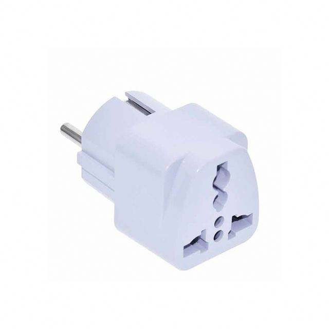 A9-- New Arrival 2016 Best Price Universal UK US AU to EU AC Power Socket Plug Travel Charger Adapter Converter Jun30