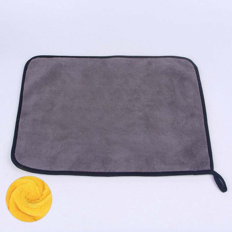 Scratch Free auto care microfiber towel car cleaning cloth