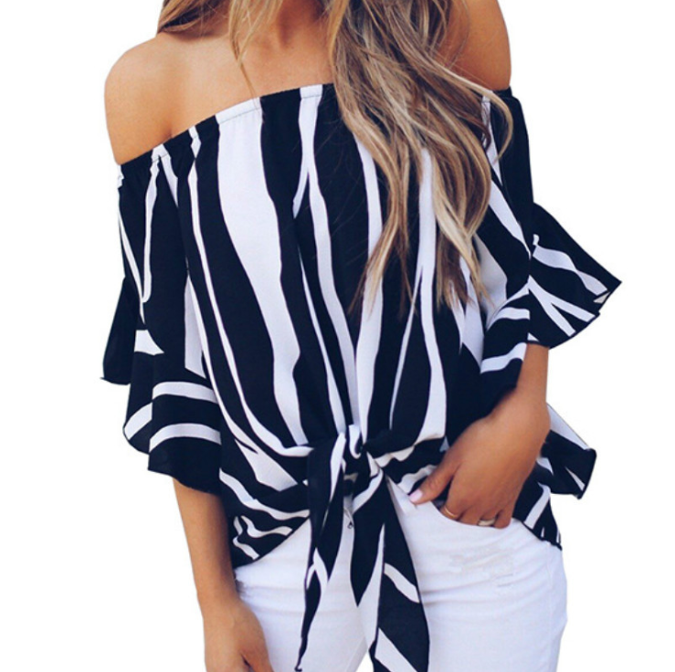 2020 New Fashion Summer Ladies' Blouses&tops Women Top Shirt and Blouses Ladies Blouses