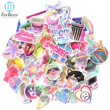 Fashion Style PVC Vinyl Sticker Graffiti Stickers
