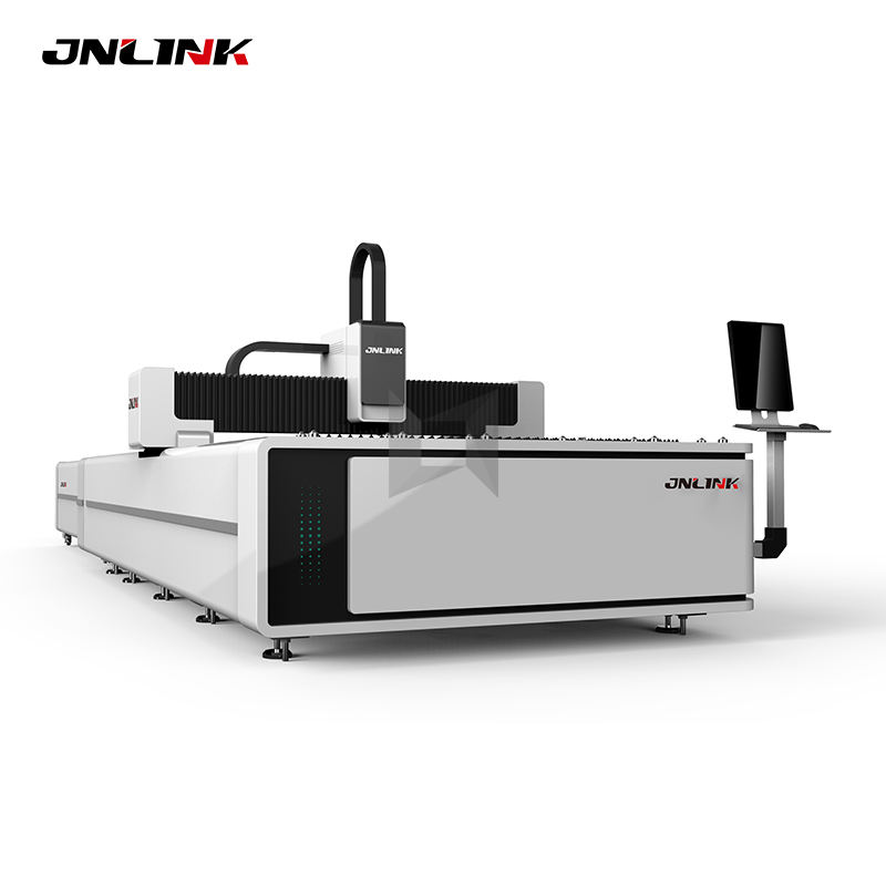 Machinery Repair Shops Laser Cutter Fibre Laser Cutter 7% Discount Cnc Fiber Laser Cutter / Fiber Laser Cutting Machine With Automatic Exchange Working Table