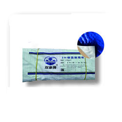 High Strength Fabric Coated Pe Recycled  Tarpaulin Plastic Sheet