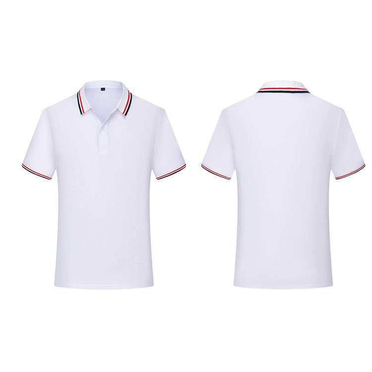 support sample uniform work branded men casual polo shirt logo man polo t-shirt polo shirt 100% cotton custom